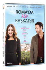 ALL ROADS LEAD TO ROME – ROMA'DA AŞK BAŞKADIR
