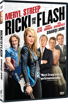 RICKI & THE FLASH – SIRADIŞI ANNE