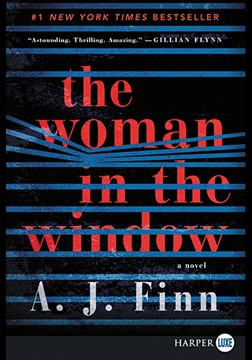 The Woman in the Window / Penceredeki Kadın