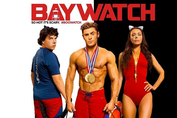 Baywatch Görselleri