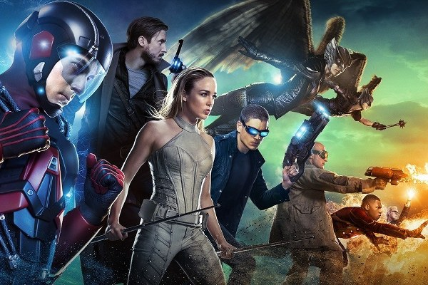 DC's Legends of Tomorrow'da Prison Break Nostaljisi