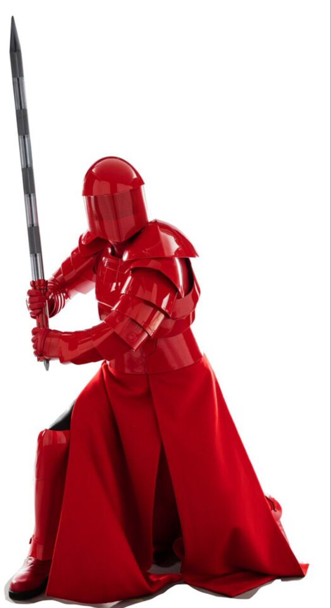 Elite Praetorian Guards
