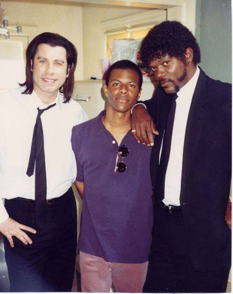 "John Travolta, Phil LaMarr ve Samuel L Jackson ""Pulp Fiction"" (1994)"