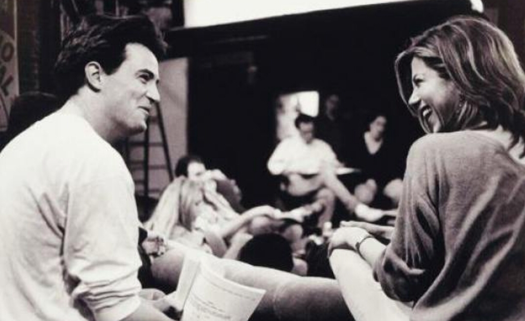 Matthew Perry ve Jennifer Aniston