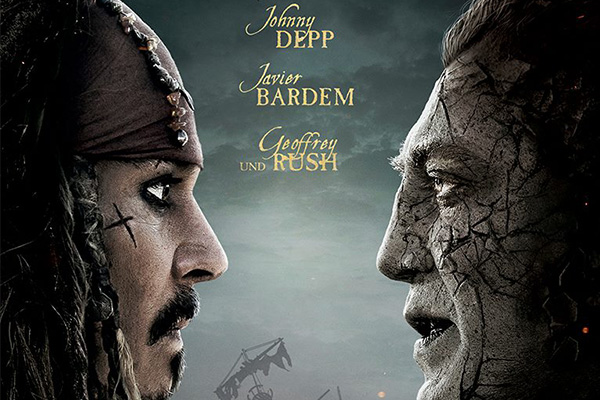 Pirates of the Caribbean: Dead Men Tell No Tales Karakter Posterleri Yayınlandı