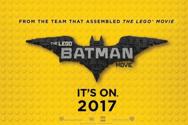 The LEGO Batman Filmi Görselleri