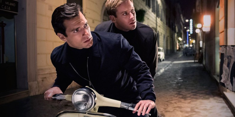 The Man from U.N.C.L.E. (2015)