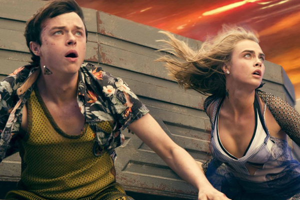 Valerian and the City of a Thousand Planets Filminden Görseller!