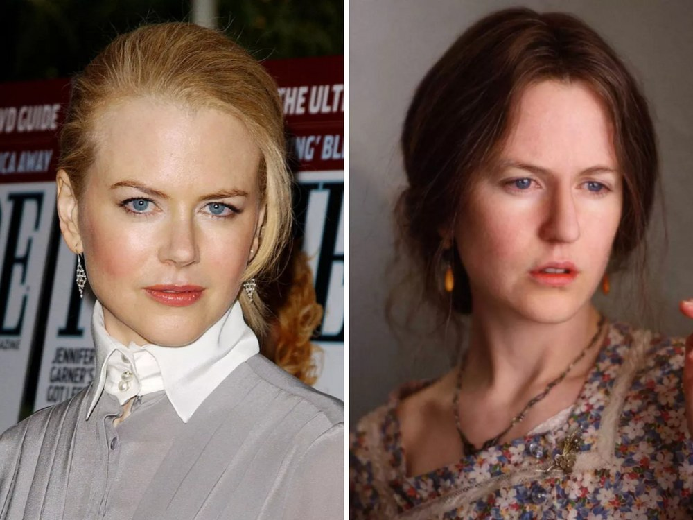 Virginia Woolf Rolünde Nicole Kidman (The Hours)