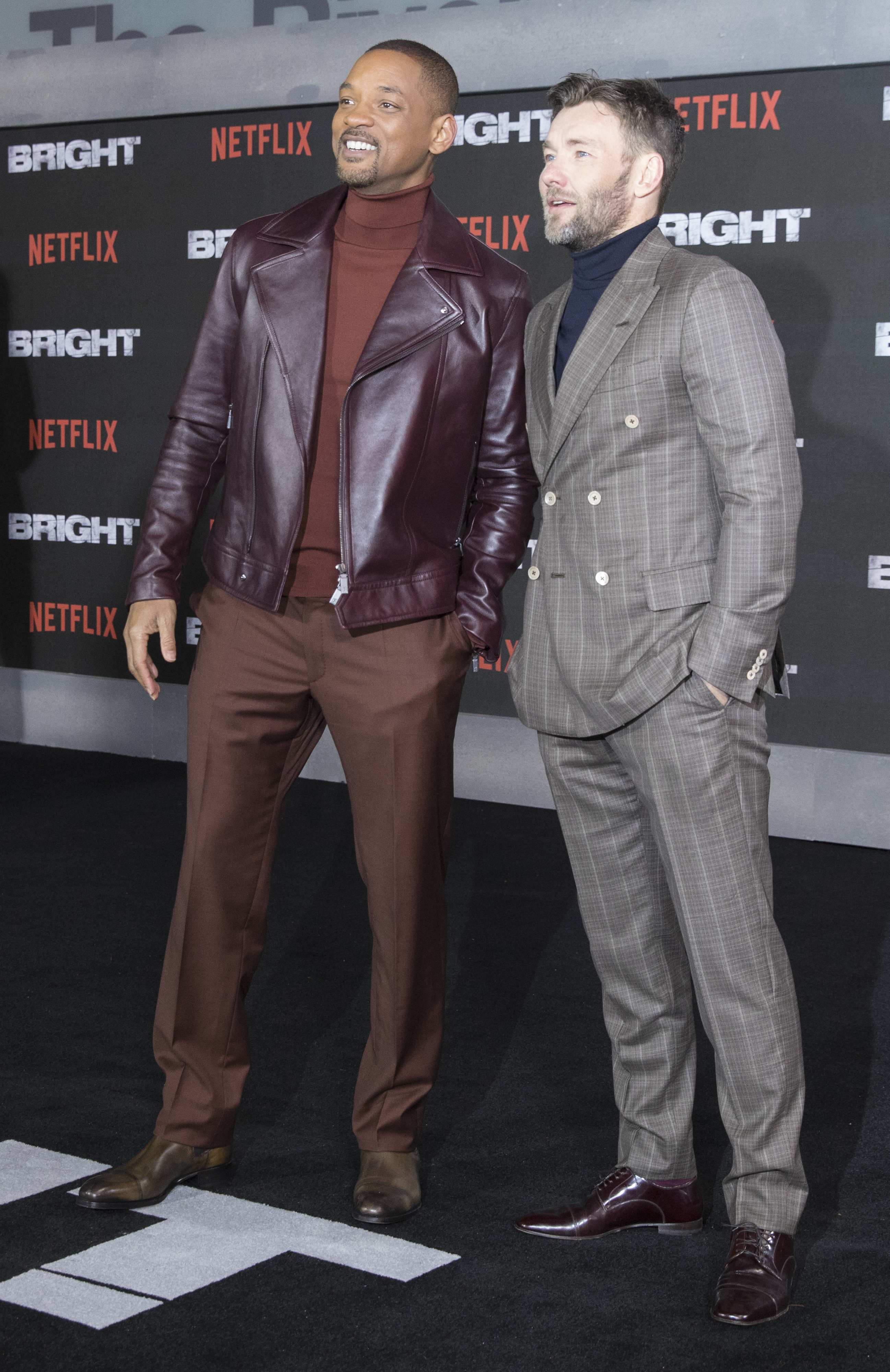 Will Smith ve Joel Edgerton